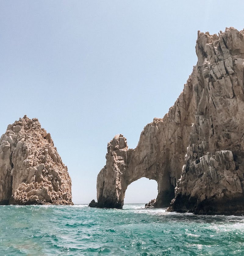 Arch in the Ocean
